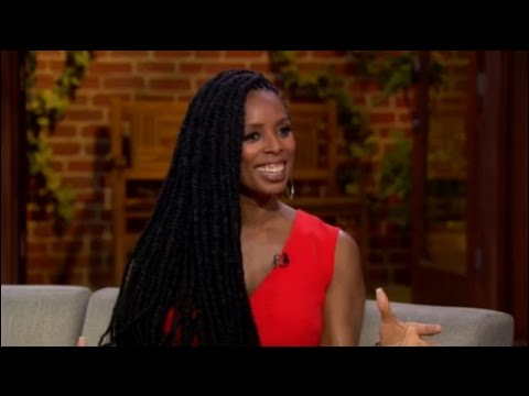 Actress Tasha Smith from OWN's 'For Better or Worse'