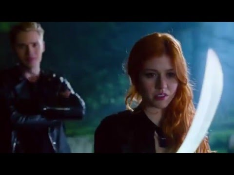 Shadowhunters - Angel With a Shotgun