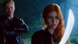 Repeat youtube video Shadowhunters - Angel With a Shotgun