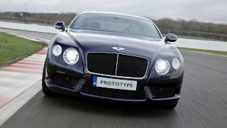 Bentley Continental GT V8 video review