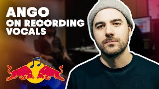 Ango on recording vocals | Red Bull Music Academy