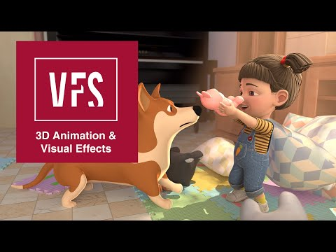 Lucky To Meet You - Vancouver Film School (VFS)