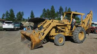 Ford 6500 Backhoe/Loader