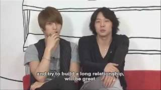 [Eng Subs] All About TVXQ Season 3 Soulmate Couple Talk 2/3