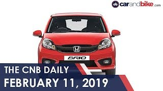 Honda Brio Discontinued | Mahindra Marazzo Bookings | BMW S1000RR Launch