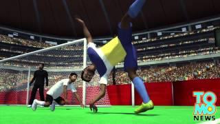 Śmierć na boisku: Piłkarz ginie podczas świętowania gola.