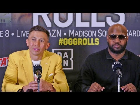 GGG Golovkin SHOCKS PRESS W/ NEW TRAINER!