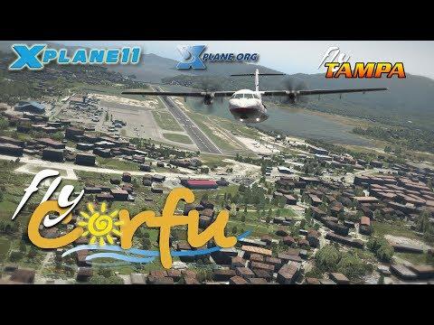 FlyTampa Corfu for X-plane 11