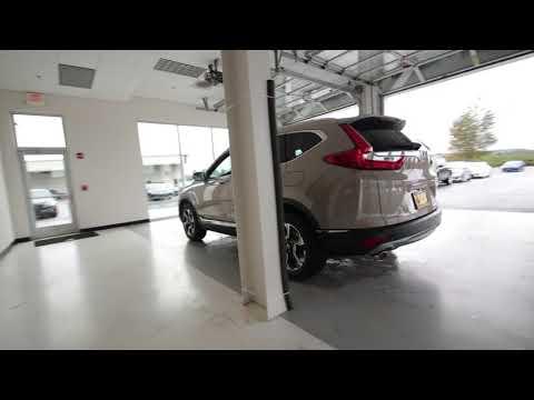 2017 Honda CR-V Touring | Sandstorm Metallic | HL070761 | Seattle | Sumner |