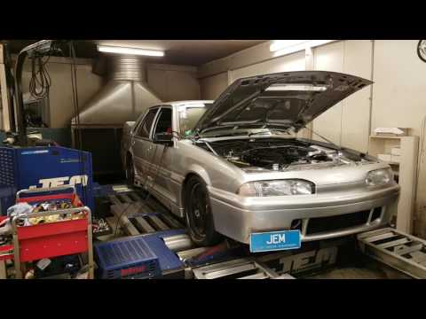 4WD Turbo VLR 650KW RB26 Nitto 2.7L Stroker GTX42R On dyno Tuned by Just Engine Management