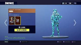 NEW MUSHA AND HIME SKINS + PRAISE THE TOMATO EMOTE (Fortnite Battle Royal) Item Shop August 23
