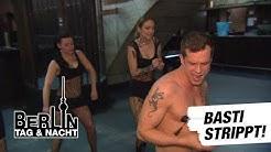 Berlin - Tag & Nacht - Basti strippt! #1459 - RTL II