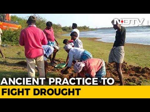 Tamil Nadu Revives Ancient Community De-Silting Of Lakes, Tanks