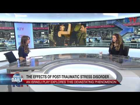 Exploring PTSD on Stage with Mor Ganot