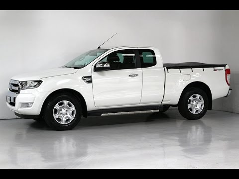 2016 Ford Ranger >> 2016 Ford Ranger XLT Super Cab - Team Hutchinson Ford - YouTube