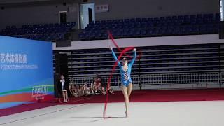 VII Российско-Китайские игры (Юлия Кутлаева-лента)