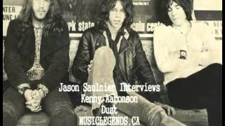 Kenny Aaronson Interview - Dust - YouTube