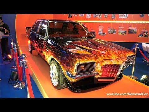 Hindustan Contessa Hot Wheels Flames 2018 | Real-life review