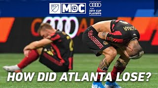 HIGHLIGHTS: What Went Wrong for Atlanta? What Did Toronto Do Right?   LIVE REACTION