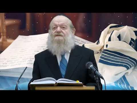 פרשת חיי שרה הצדיקים מתקנים את ימיהם הרצאה ברמה הרב יוסף בן פורת חובה לצפות!
