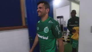 ((BASTIDORES)) Juventude 2x1 Grêmio