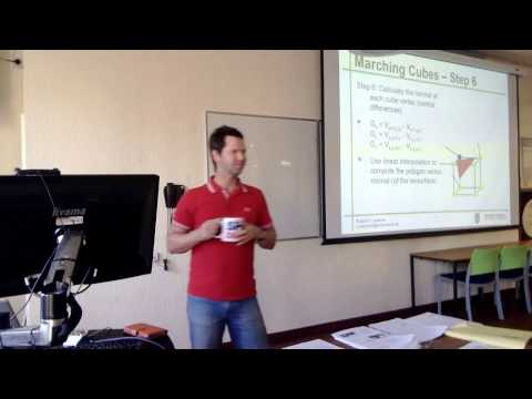 Visualization Lecture 09: VolVis Part 3-Direct Volume Rendering, Ray and Transfer Functions
