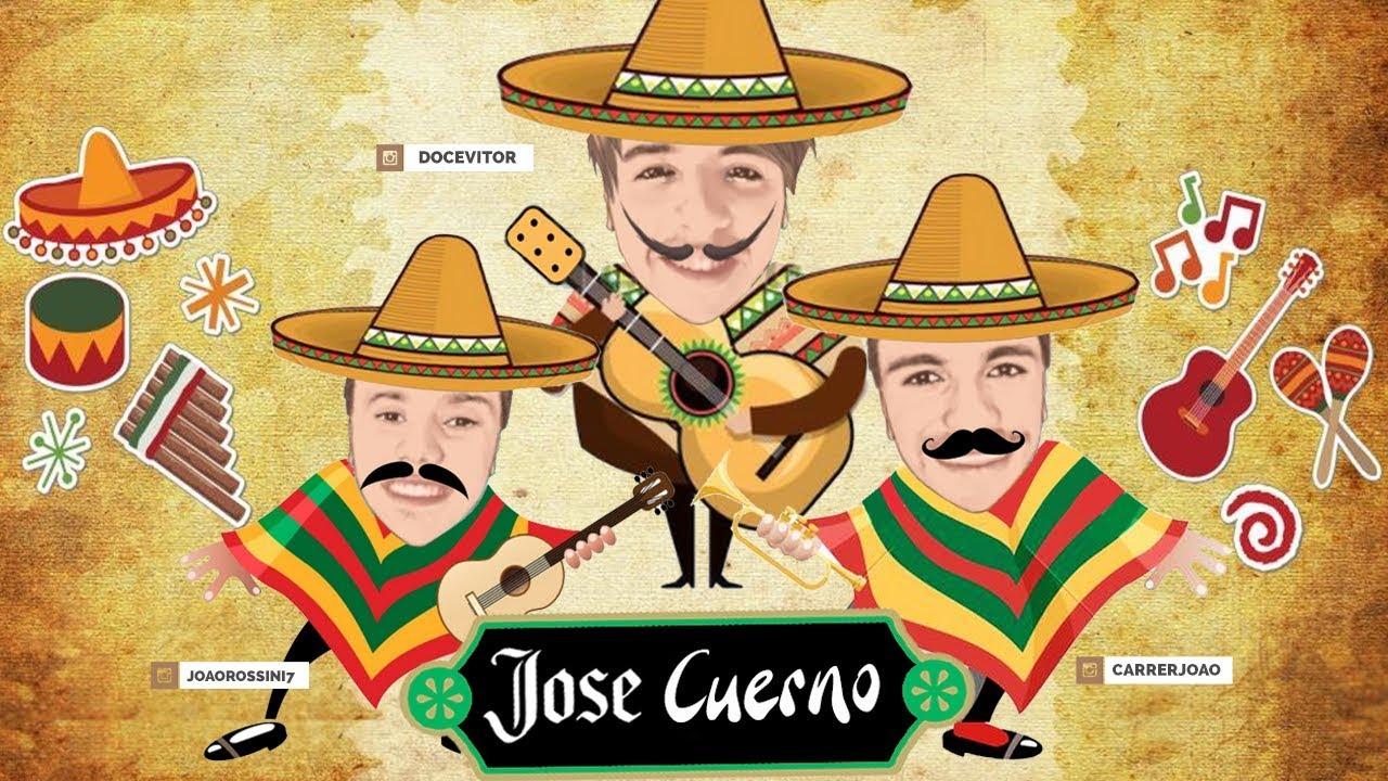 K7 - José Cuerno (Tequila Pra Ela) [Áudio Oficial]