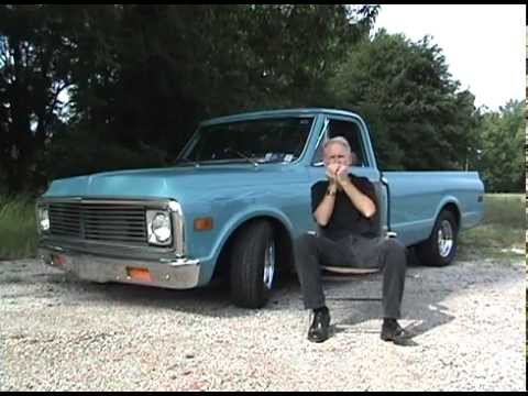 Mississippi blues harmonica Pride and Joy