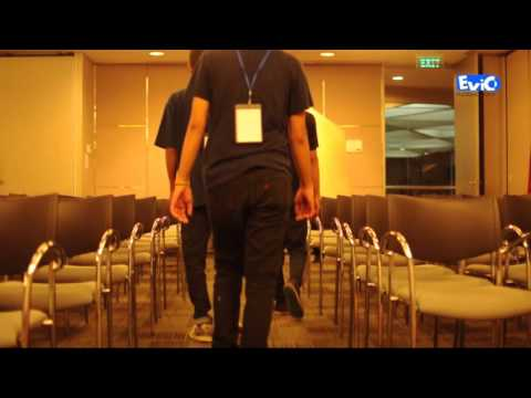 Investor Summit & Capital Market Expo 2015 preparation by Evio Productions