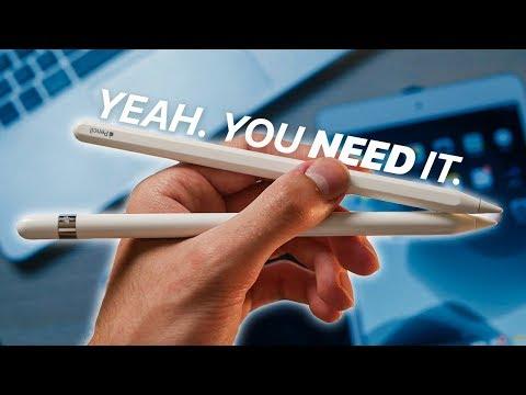 3 Reasons You NEED The Apple Pencil | IPadOS (2019)