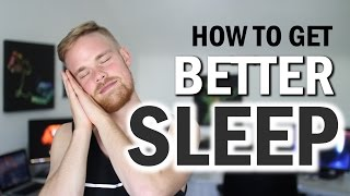 One of Greg and Mitch's most viewed videos: How To Get Better Sleep