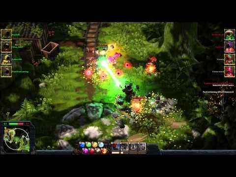 Magicka Wizard Wars 4v4 Showmatches Game 1 |