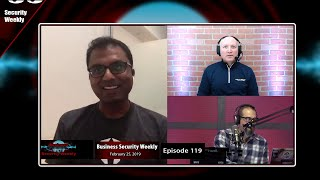 Securing the Human Layer, Armorblox - Business Security Weekly #119