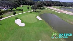 Jacksonville Beach Golf Club 2018 - Newly Renovated Course