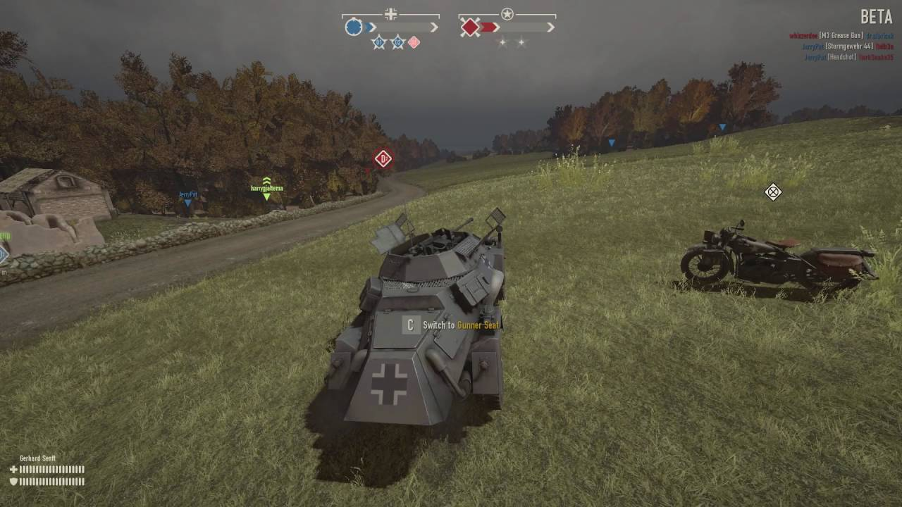 heroes and generals how to add recon to squad