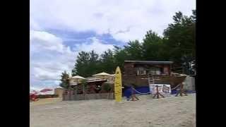 Fun im Lausitzer Seenland: Das Wassersportparadies am Geierswalder See
