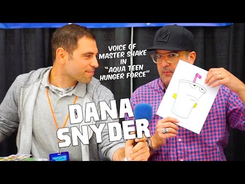 Dana Snyder Talks ATHF, Ripped Danzig & New ATHF Holiday Special