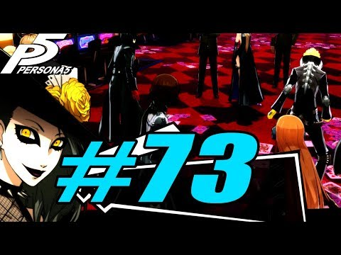 TIME TO GAMBLE!!!!! | PERSONA 5 | Gameplay (#73)
