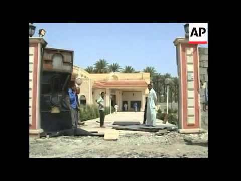 WRAP IEDs, car bombs in Baghdad; violence in Basra and Ramadi