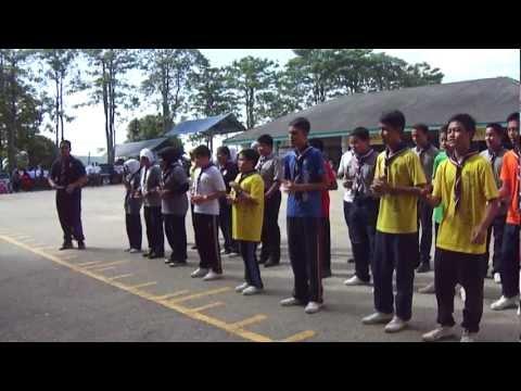 Tepuk Semangat Pengakap SMKS '12