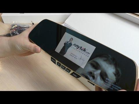 видеорегистратор car dvr mirror