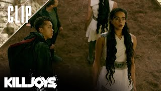 KILLJOYS | Season 5, Episode 5: Aneelah Returns | SYFY Video