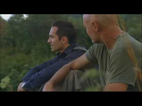 LOST 3x19 The Brig clip #1 - Richard talks to Locke