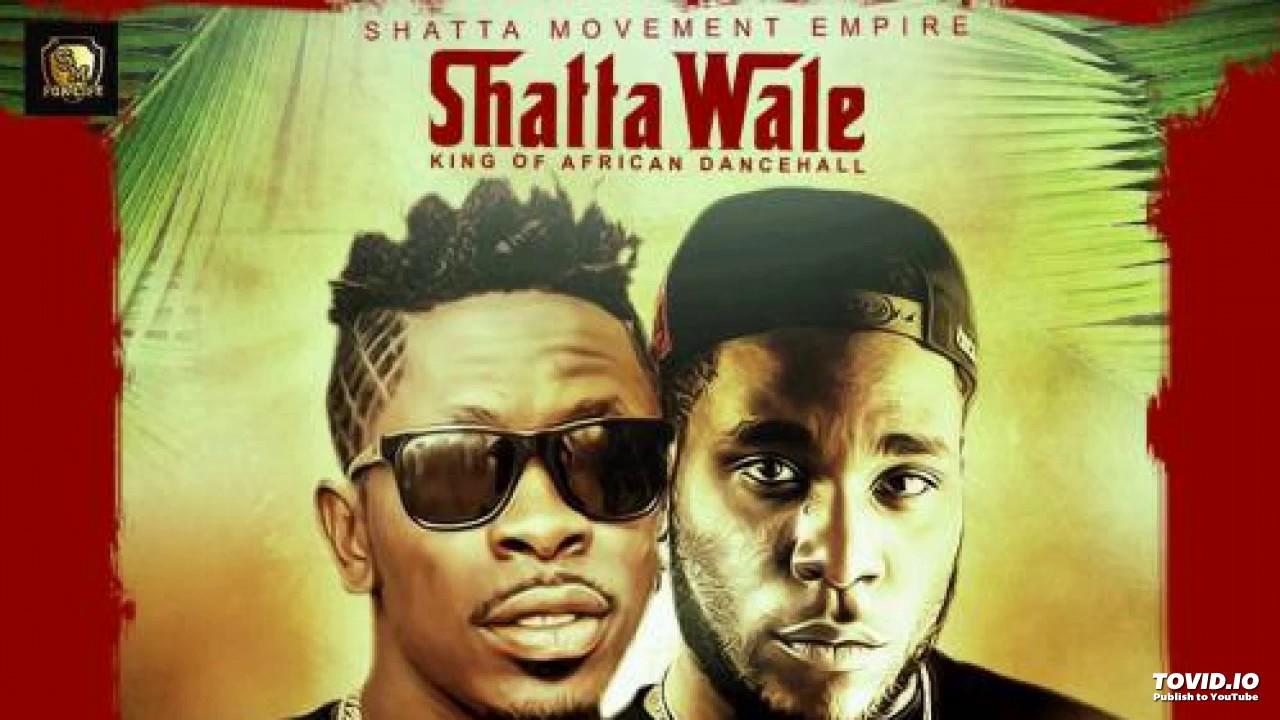 Download Shatta Wale ft. Burna Boy – Hosanna