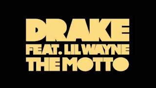 Drake - The Motto (ft. Lil Wayne) Instrumental w/ Hook