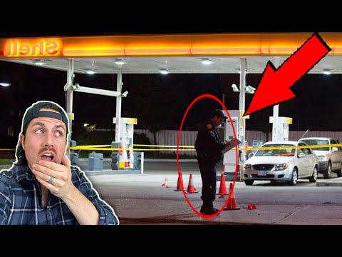 Gas station worker captures disturbing video | Lost Episode 9