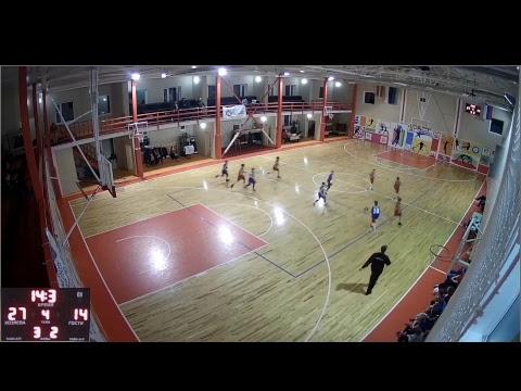 02.02.2019 СШ Орбита (Дзержинский)-СШОР №2(Волгоград)