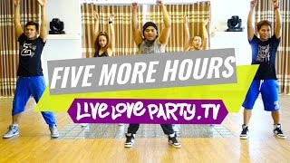 Video Five More Hours | Zumba® with ZES Prince Paltu-ob | Live Love Party download MP3, 3GP, MP4, WEBM, AVI, FLV Mei 2018