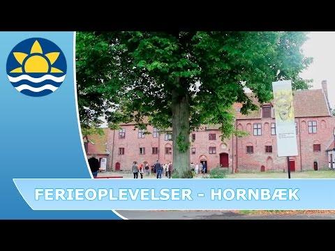 Ferieoplevelser i Hornbæk - hold ferie ved Øresundskysten