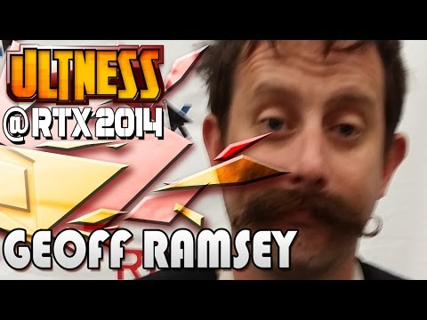 RTX 2014 interview with Geoff Ramsey